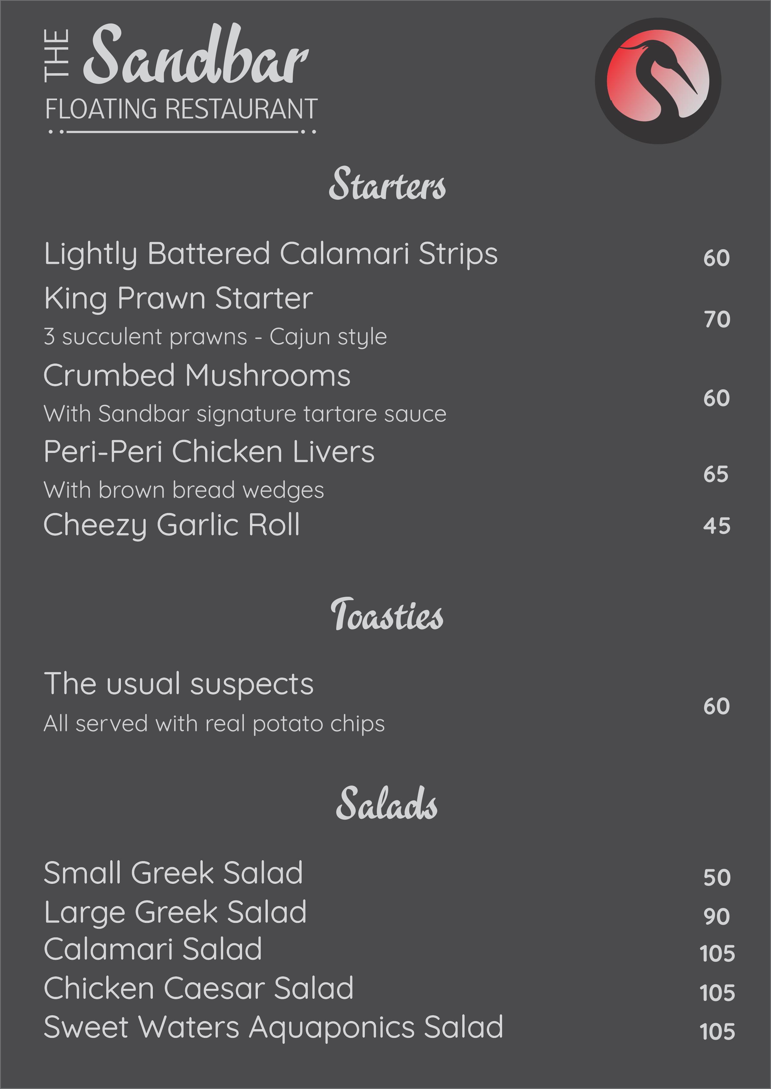 sandbar menu final2